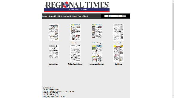 Regional Times, The