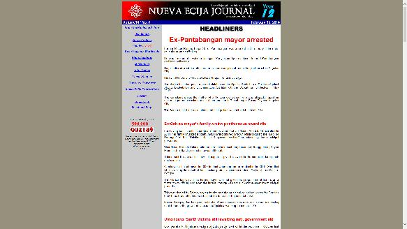 Nueva Ecija Journal