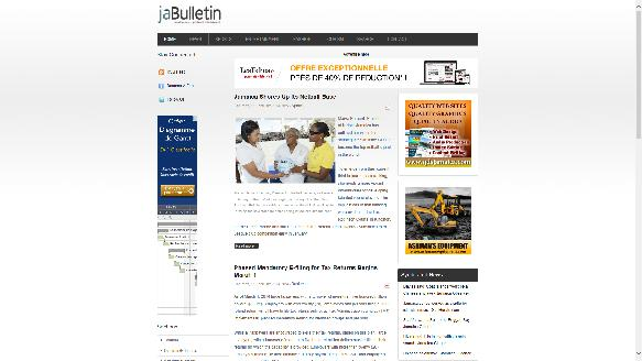 Jamaica News Bulletin
