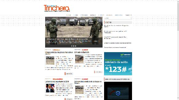 Trinchera de la Noticia